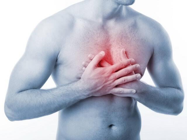 Симптомы грыжи пищеводного отверстия диафрагмы, признаки (фото)