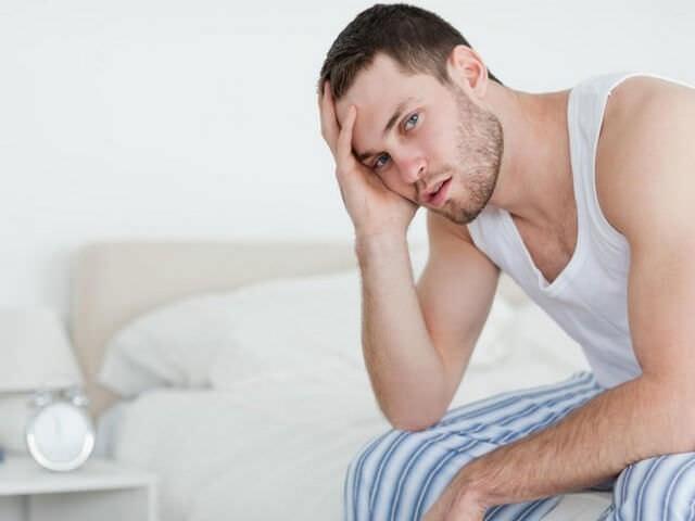 Вздутие живота у мужчин причины