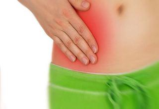 Боль в правом боку внизу живота у женщин, причины ноющей, резкой боли внизу живота справа